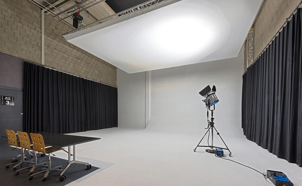 Studio 2 allard studios - Studio indeling ...