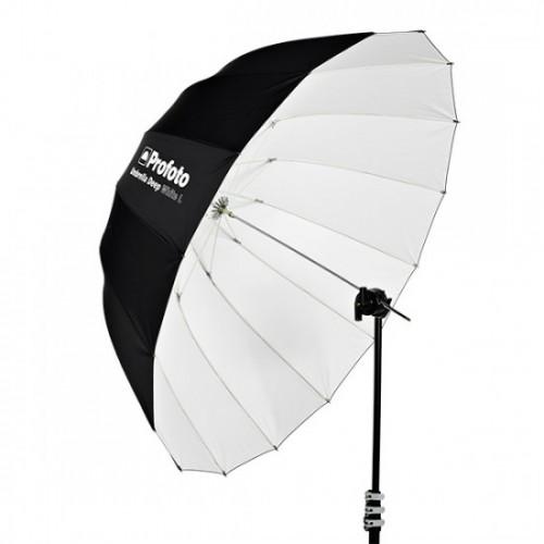 Umbrella Deep White L (130cm)