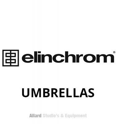 Elinchrom umbrellas