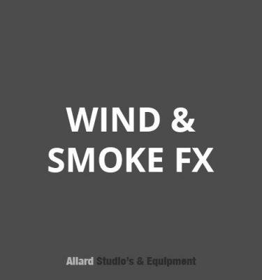 Wind and Smoke FX