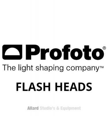 Profoto flash heads